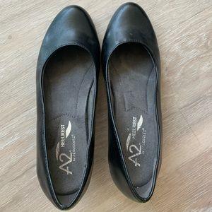 black a2 by aerosoles heels